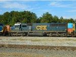 CSX 8570 (SD50-3)
