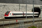 Passenger trains around Switzerland