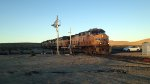 Mojave bound coal train from Searles