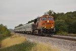 BNSF 3885 Leads an officer train down the Saint Joe Sub.
