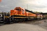 BNSF 1663 Fresh Rebuild and repaint.