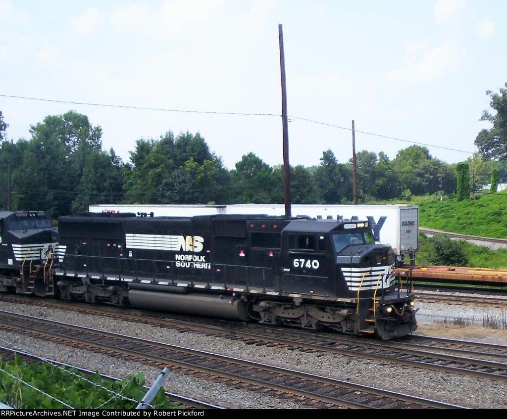 NS 6740 (SD60I)