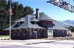 Brigham City Station