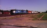 GMTX power at McGehee Yard
