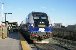 CTDX 2103 Leading A Westbound Capitol Corridor