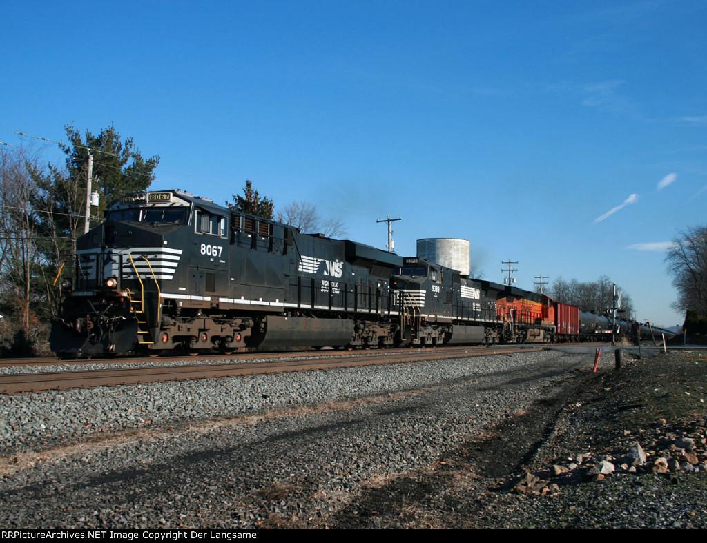 NS 8067 67Z