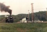 CNR 4-8-2 6060 Montreal to Rivière-à-Pierre - May 29th 1976