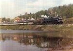 CNR 6060 at Rivière-à-Pierre