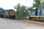 CSX 8720 and CSX 2228