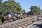 NS 9434 On NS 123 Eastbound