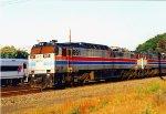 NJT Ex AmtrakE-60s