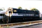 Former EL locomotive