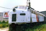 Former NJT E8