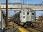 NJT Arrow IIIs on southbound Train 1057