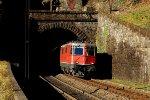 Freight trains around Switzerland