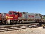 BNSF SD75I 276