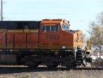 BNSF ES44C4 7953