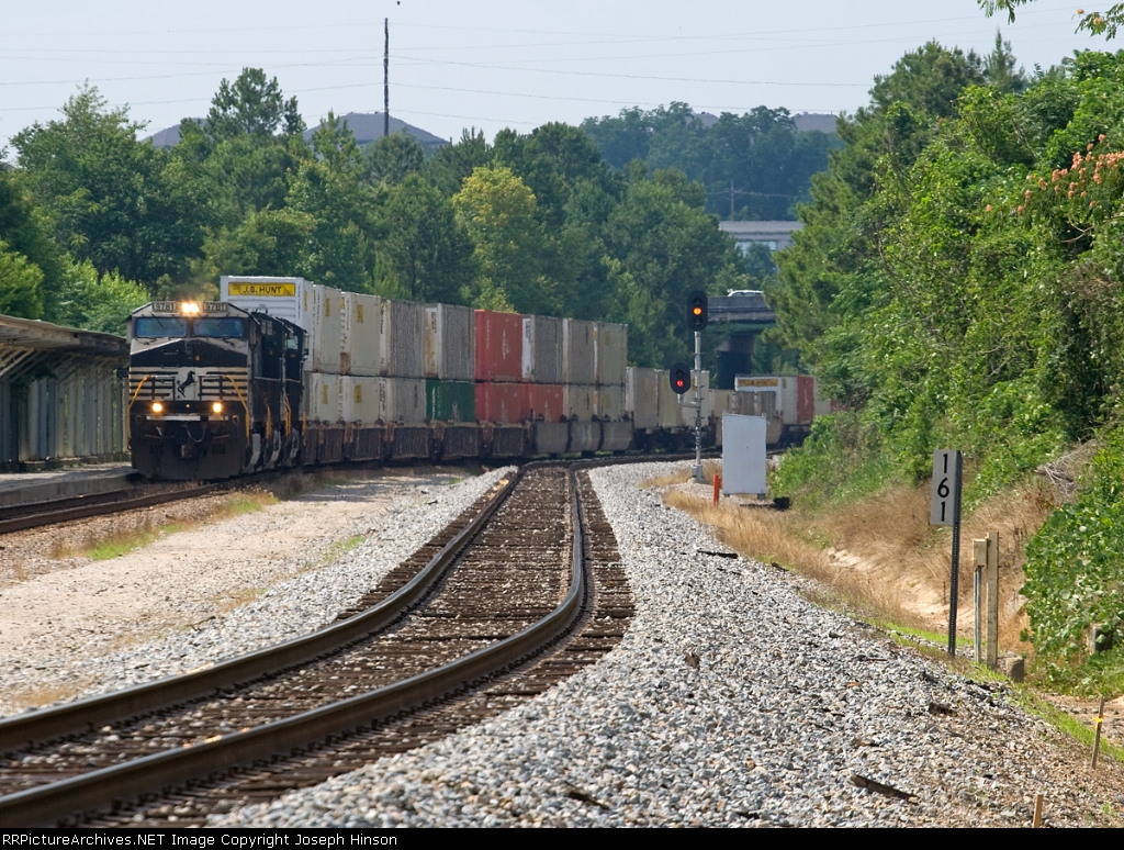 NS Reroute on CSX