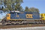 CSXT 8319 On CSX J 791 In The Yard