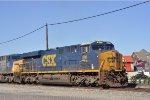 CSXT 891 East