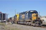 CSXT 8319 On CSX J 783 Eastbound