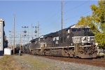 NS 8017 On NS 143 Eastbound