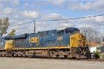 CSXT 5250 East On The NS