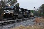 NS 9307 Westbound
