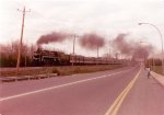 CNR 4-8-2 6060 Montreal to Sorel May 27th 1979