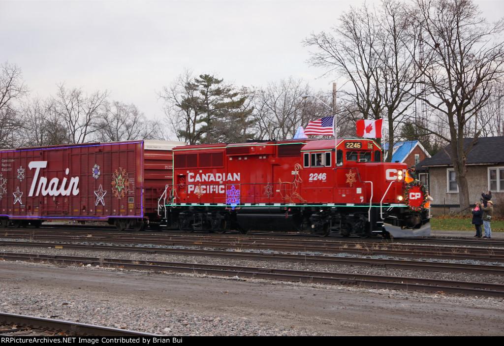 CP Train 01H