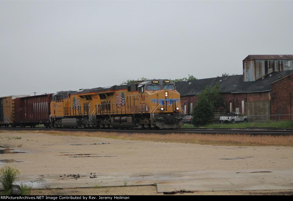 UP 7388 & 2546 (1)