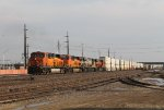 BNSF 6772 & others (4)