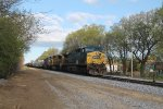 CSX 281 & others (2)