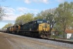 CSX 281 & others (3)