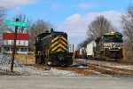 NS D10 / Lucas Oil Railroad