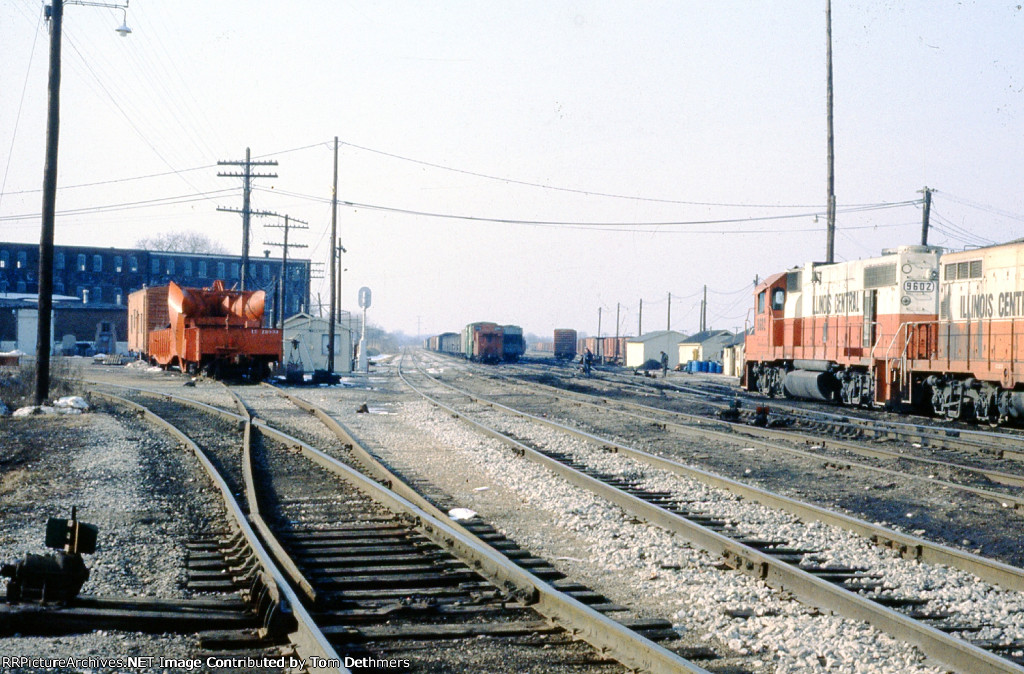 IC Freight Yard