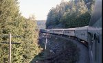 Agawa Canyon train