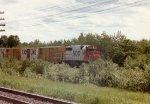 Soo Line on the Brooten line
