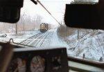 Amtrak 8 cab ride