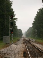SB green signal clears the way for a SB local