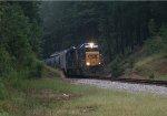 CSX GP40-2 6438 and mate 2264