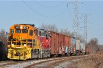 IORY 5011 On The Inter Change To CSX Queensgate Yard