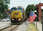 CSX and American Flags, Part 2