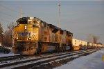 Intermodal rolls west