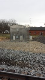 New CN signal housing