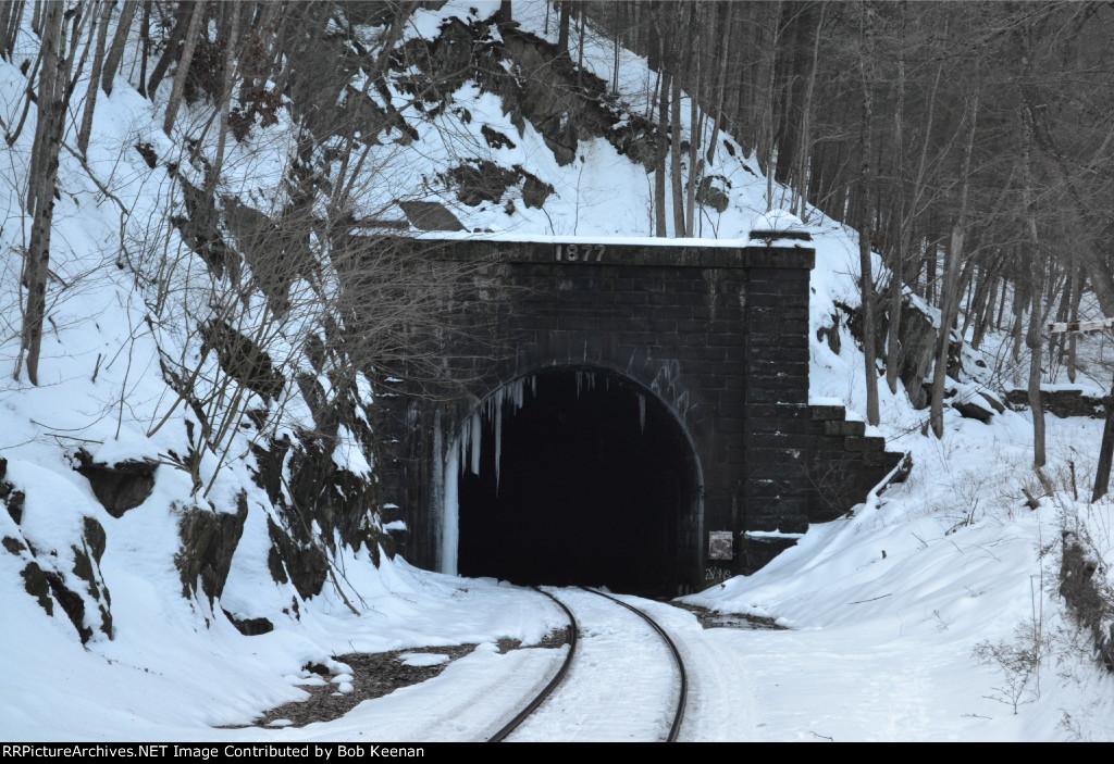 Hoosac Tunnel 1877