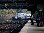 Acela Express #2168 and M-N Train #1860
