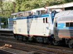 Amtrak AEM-7 #928