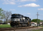 NS westbound coal on the Columbus District.
