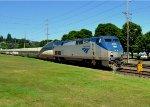 Amtrak 202 Cascades North